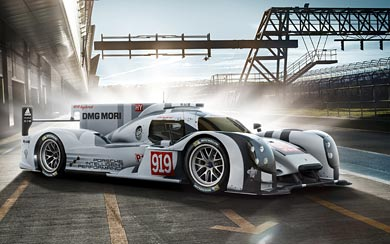 2014 Porsche 919 Hybrid wallpaper thumbnail.