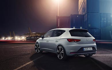 2014 Seat Leon Cupra 280 wallpaper thumbnail.