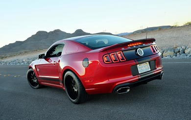2014 Shelby GT500 Super Snake wallpaper thumbnail.