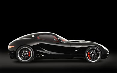 2014 Trident Iceni wallpaper thumbnail.