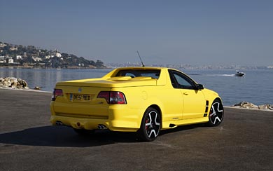 2014 Vauxhall Maloo VXR wallpaper thumbnail.
