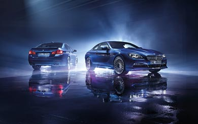 2015 Alpina B6 Bi-Turbo Coupe Edition 50 wallpaper thumbnail.