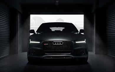 2015 Audi RS7 Sportback wallpaper thumbnail.