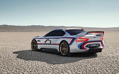 2015 BMW 3.0 CSL Hommage R Concept wallpaper thumbnail.