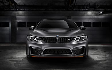 2015 BMW M4 GTS Concept wallpaper thumbnail.