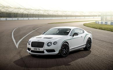 2015 Bentley Continental GT3-R wallpaper thumbnail.