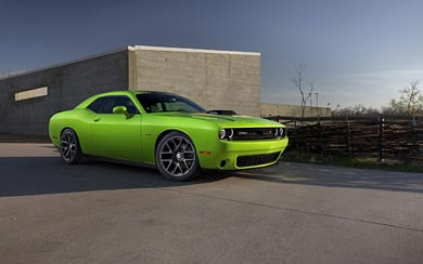 2015 Dodge Challenger wallpaper thumbnail.