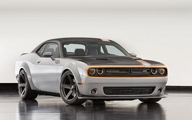 2015 Dodge Challenger GT AWD Concept wallpaper thumbnail.