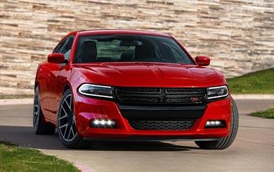 2015 Dodge Charger wallpaper thumbnail.