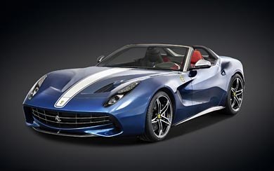 2015 Ferrari F60America wallpaper thumbnail.