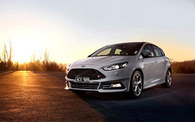 2015 Ford Focus ST wallpaper thumbnail.
