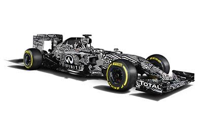 2015 Red Bull Racing RB11 wallpaper thumbnail.
