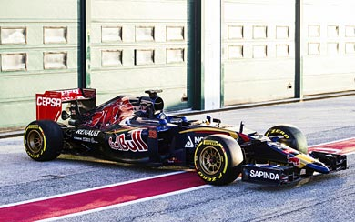 2015 Toro Rosso STR10 wallpaper thumbnail.