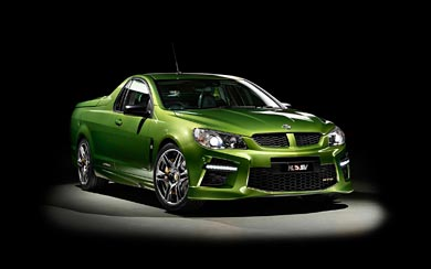 2015 Holden HSV GTS Maloo wallpaper thumbnail.