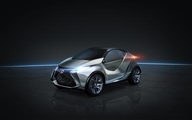 2015 Lexus LF-SA Concept wallpaper thumbnail.