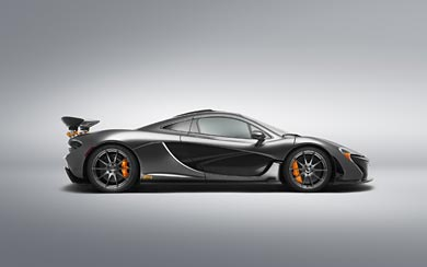 2015 McLaren P1 Carbon Edition wallpaper thumbnail.