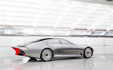 2015 Mercedes-Benz IAA Concept wallpaper thumbnail.