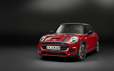 2015 Mini John Cooper Works wallpaper thumbnail.