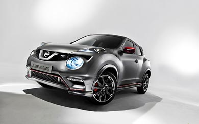 2015 Nissan Juke Nismo RS wallpaper thumbnail.