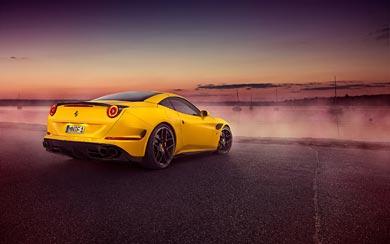 2015 Novitec Rosso Ferrari California T wallpaper thumbnail.