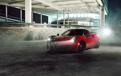 2015 Pogea Racing 4C Centurion wallpaper thumbnail.