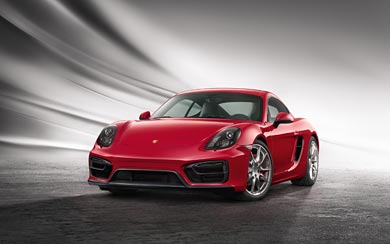 2015 Porsche Cayman GTS wallpaper thumbnail.