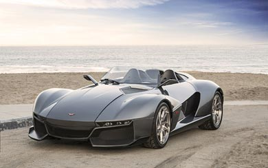 2015 Rezvani Beast wallpaper thumbnail.