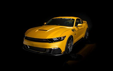 2015 Saleen S302 Black Label wallpaper thumbnail.