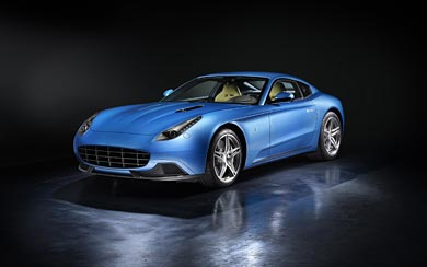 2015 Touring Berlinetta Lusso wallpaper thumbnail.