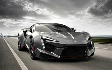2015 W Motors Fenyr Supersport wallpaper thumbnail.