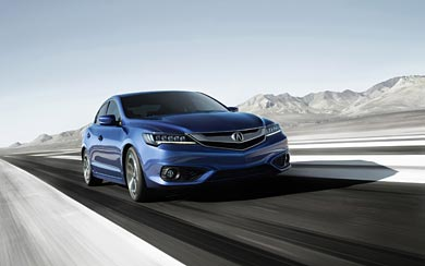 2016 Acura ILX wallpaper thumbnail.