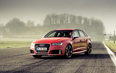 2016 Audi RS3 Sportback wallpaper thumbnail.