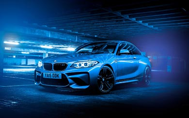 2016 BMW M2 Coupe wallpaper thumbnail.
