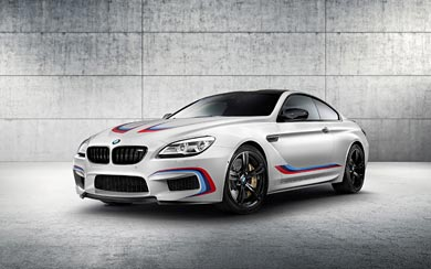 2016 BMW M6 Coupe Competition Edition wallpaper thumbnail.