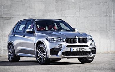 2016 BMW X5 M wallpaper thumbnail.