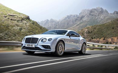 2016 Bentley Continental GT V8 S wallpaper thumbnail.