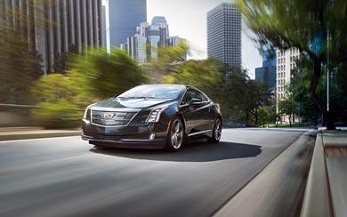 2016 Cadillac ELR wallpaper thumbnail.
