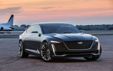 2016 Cadillac Escala Concept wallpaper thumbnail.