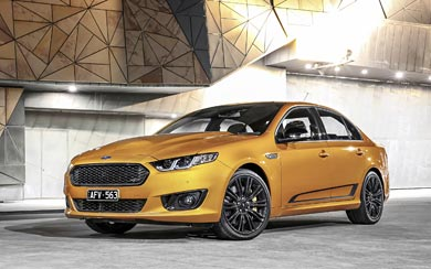 2016 Ford Falcon XR8 Sprint wallpaper thumbnail.