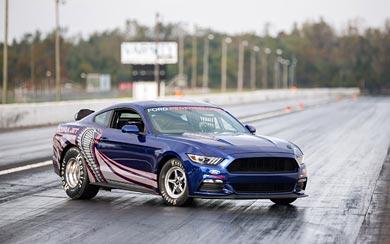 2016 Ford Mustang Cobra Jet wallpaper thumbnail.