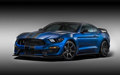 2016 Ford Shelby Mustang GT350R wallpaper thumbnail.