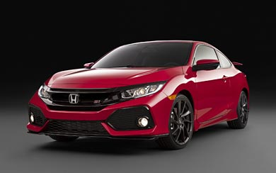 2016 Honda Civic Si Prototype wallpaper thumbnail.