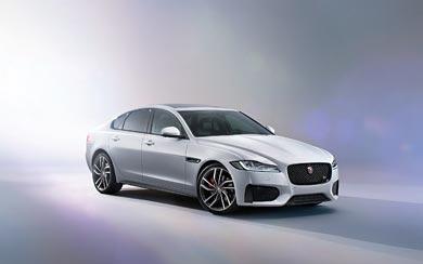 2016 Jaguar XF S wallpaper thumbnail.