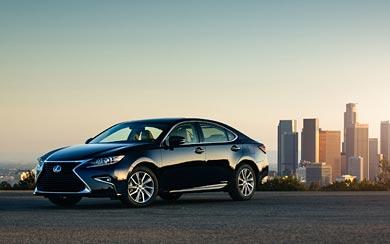 2016 Lexus ES wallpaper thumbnail.