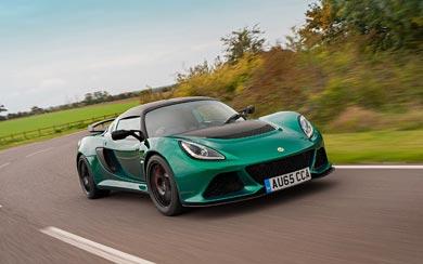 2016 Lotus Exige Sport 350 wallpaper thumbnail.