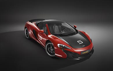 2016 McLaren 650S Can-Am wallpaper thumbnail.