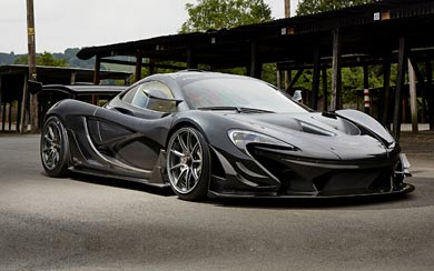 2016 McLaren P1 LM wallpaper thumbnail.