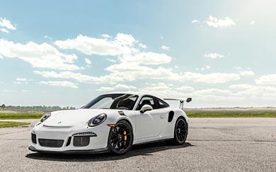2016 Porsche 911 GT3 RS wallpaper thumbnail.