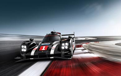 2016 Porsche 919 Hybrid wallpaper thumbnail.