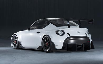 2016 Toyota S-FR Racing Concept wallpaper thumbnail.
